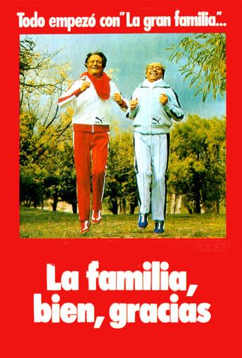 Poster of La familia bien, gracias