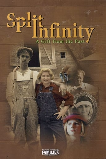 Poster of Split Infinity