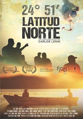 24° 51′ North Latitude
