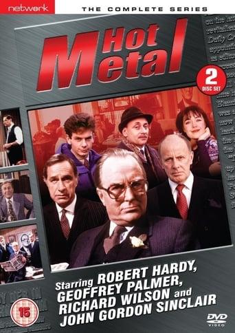 Poster of Hot Metal