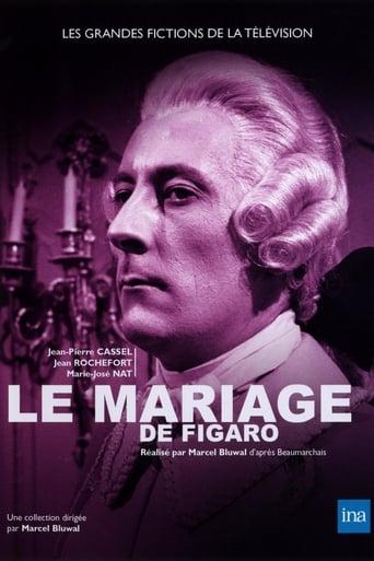Poster of Le Mariage de Figaro ou La Folle Journée