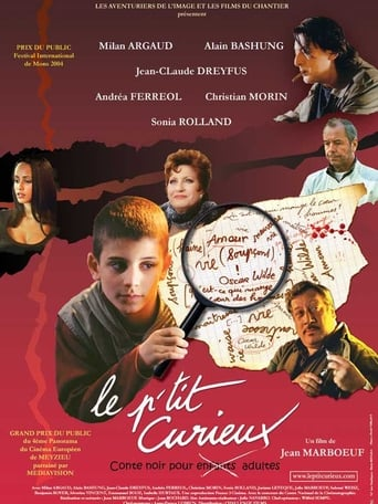 Poster of Le p'tit curieux