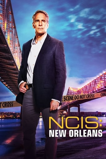 Poster of NCIS: New Orleans