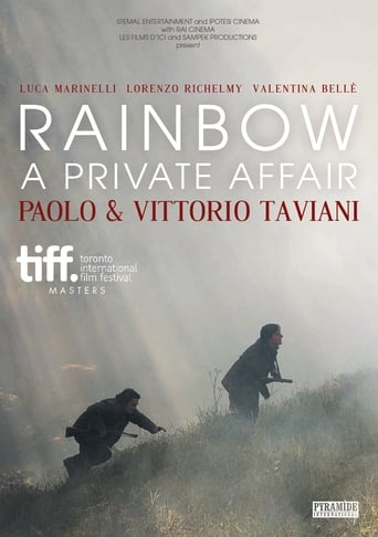 Poster of Rainbow: A Private Affair