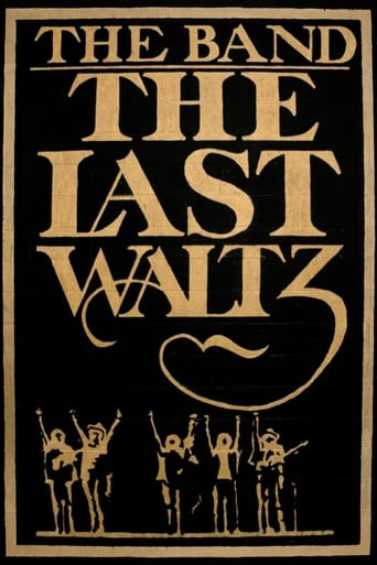 Poster of The Band - The Last Waltz (Live in San Francisco)
