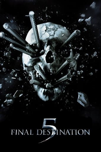 Poster of Final Destination 5