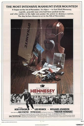 Poster of Hennessy