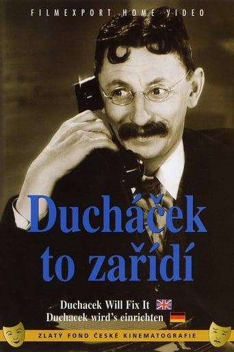 Duchacek Will Fix It