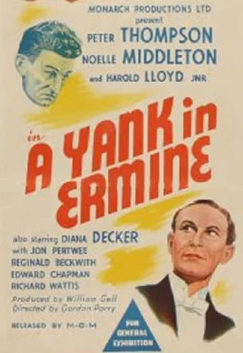 Poster of A Yank in Ermine