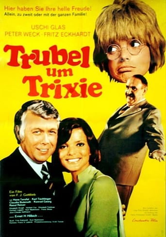 Poster of Trubel um Trixie