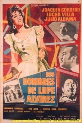 Poster of Los hombres de Lupe Alvírez