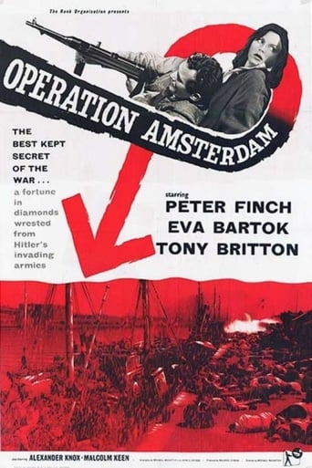 Poster of Operation Amsterdam