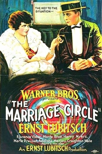 Poster of The Marriage Circle