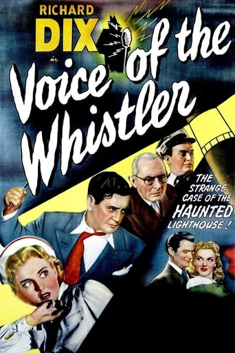 Poster of Voice of the Whistler