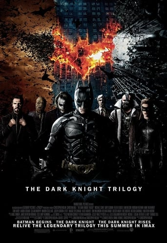 Poster of The Dark Knight Trilogy