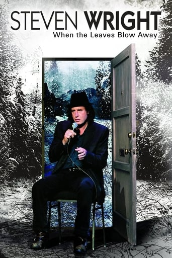 Poster of Steven Wright: When the Leaves Blow Away