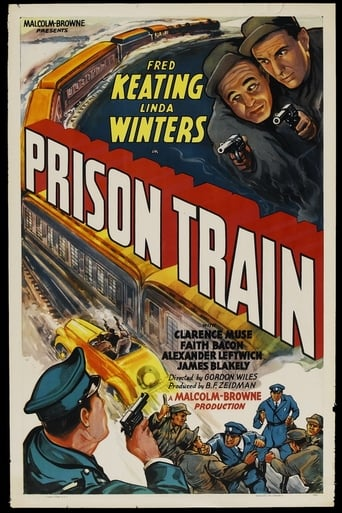 Poster of Prison Train