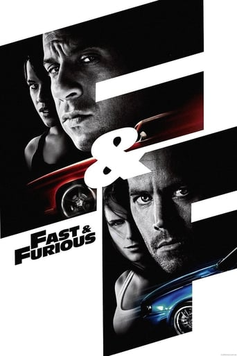 Poster of Fast & Furious