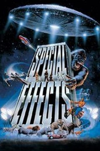 Poster of Special Effects: Anything Can Happen