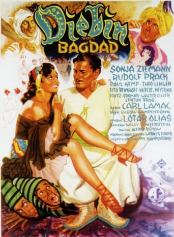 Poster of The Thief of Bagdad