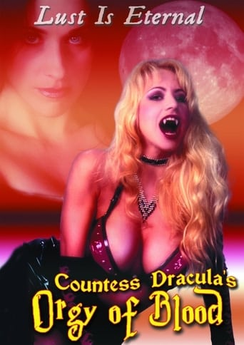Poster of Countess Dracula's Orgy of Blood
