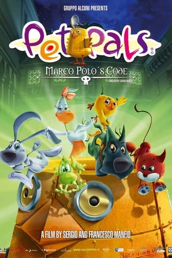 Poster of Pet Pals and Marco Polo's Code