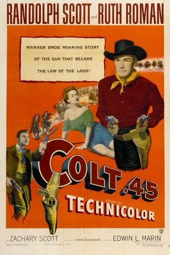 Poster of Colt .45