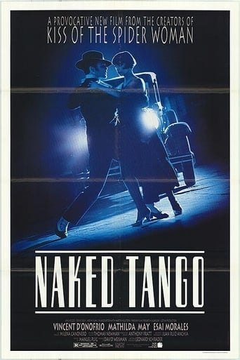 Poster of Naked Tango