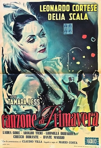 Poster of Canzone di primavera
