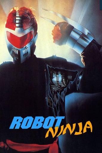 Poster of Robot Ninja