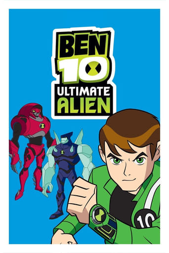 Poster of Ben 10: Ultimate Alien