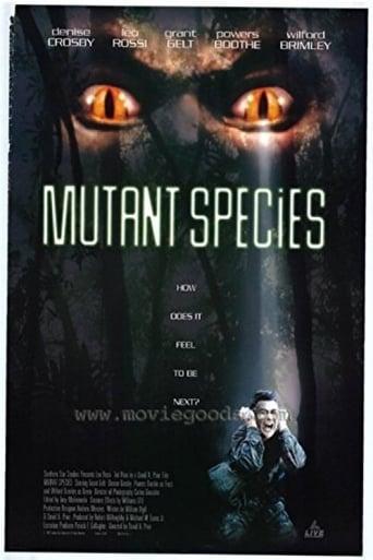 Poster of Mutant Species