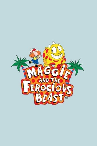 Poster of Maggie and the Ferocious Beast