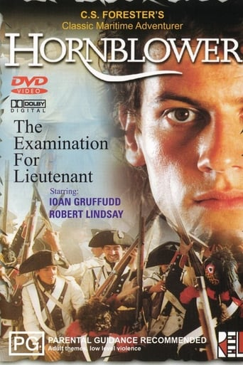 Poster of Hornblower: The Examination for Lieutenant