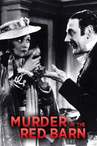 Poster of Maria Marten, or The Murder in the Red Barn