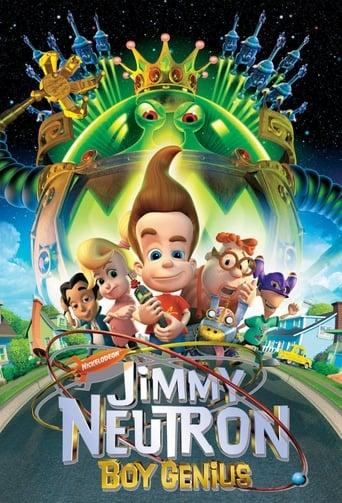 Poster of The Adventures of Jimmy Neutron: Boy Genius