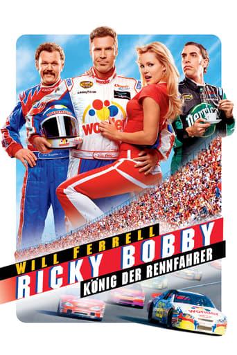 Filmplakat von Ricky Bobby - König der Rennfahrer