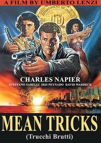 Poster of Mean Tricks