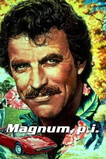 Poster of Magnum, P.I.