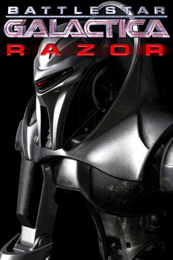 Poster of Battlestar Galactica: Razor