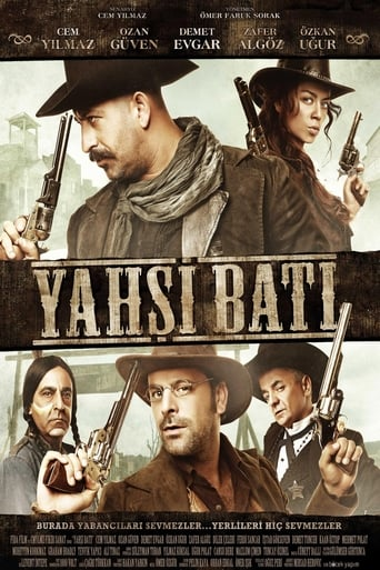 Poster of Yahsi Bati - The Ottoman Cowboys