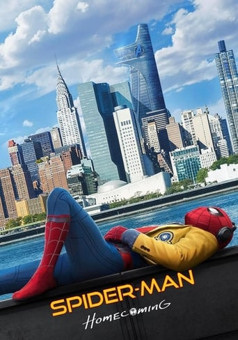 Filmposter von Spider-Man: Homecoming
