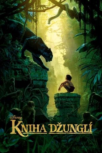 Poster of Kniha džunglí