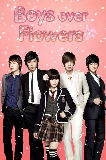 Poster of Boys Over Flowers/ Los Chicos son Mejores que las Flores