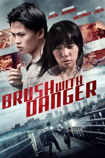 Poster of Brush with Danger