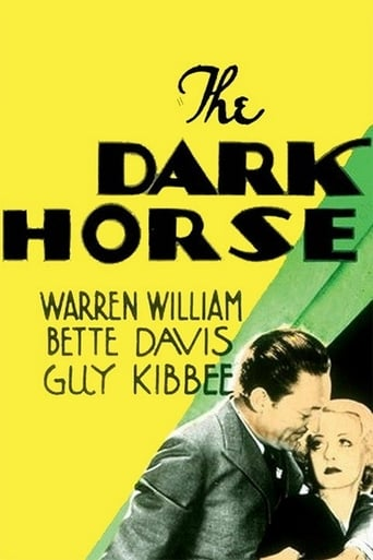 Poster of The Dark Horse