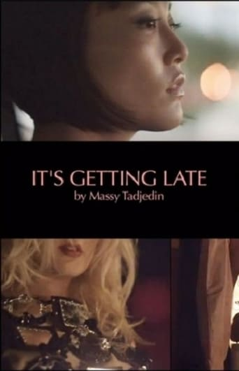 Poster of It's Getting Late