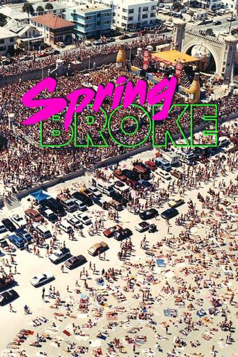Poster of Spring Broke