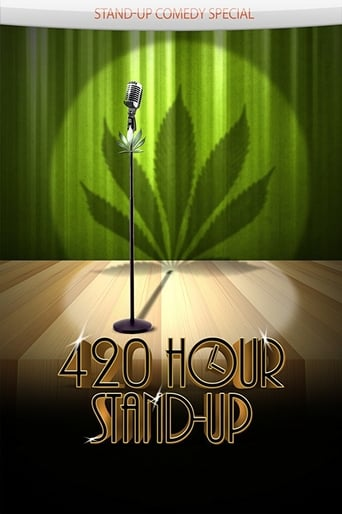Poster of 4:20 Hour Stand-Up