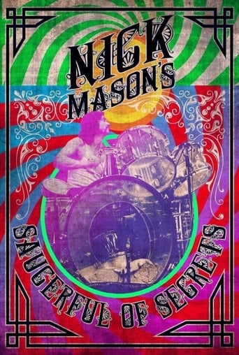 Poster of Nick Mason's Saucerful of Secrets - Live At The Roundhouse